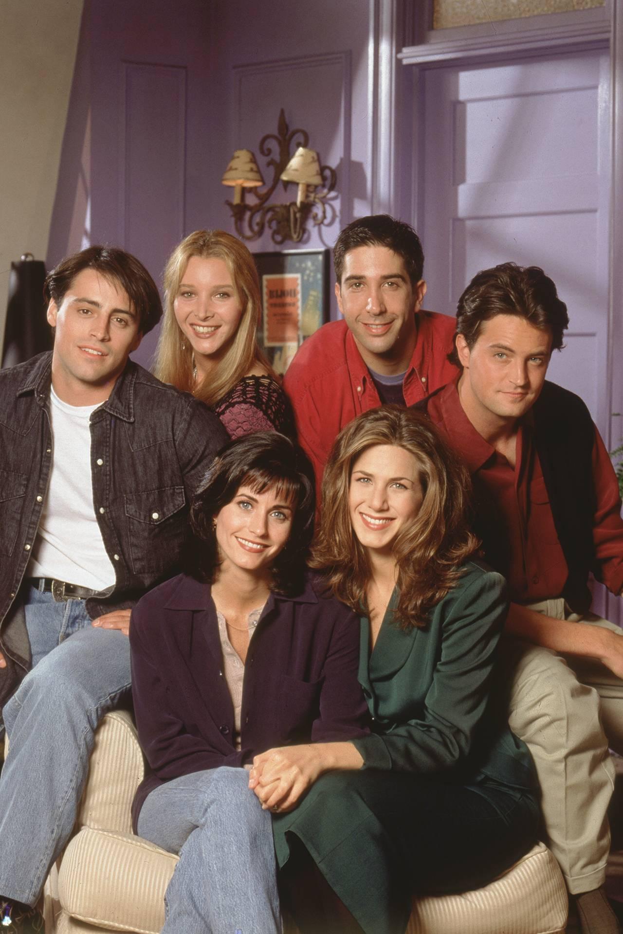 Friends - Season - TV Series | Comedy Central UK